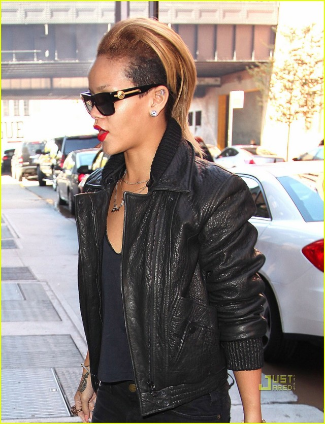 Rihanna russian roulette shoes